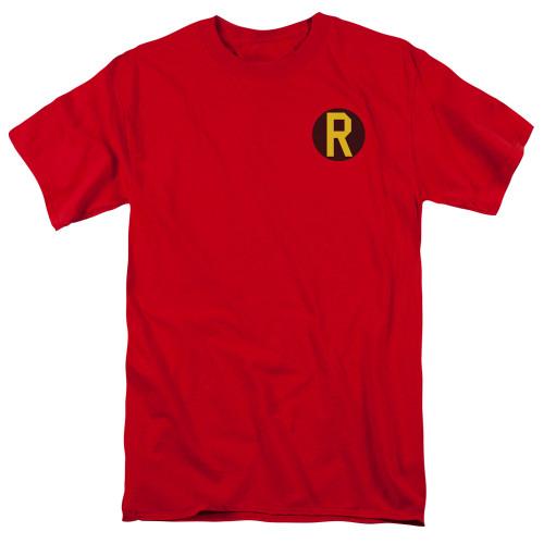 Image for Robin T-Shirt - Robin Logo
