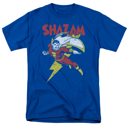 Image for Shazam T-Shirt - Lets Fly