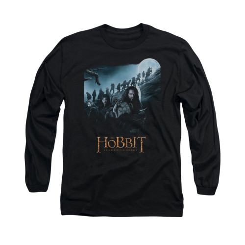 Image for The Hobbit Long Sleeve T-Shirt - A Journey