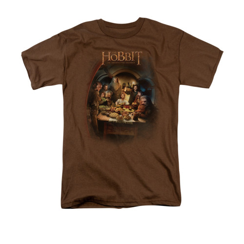 Image for The Hobbit T-Shirt - Feast