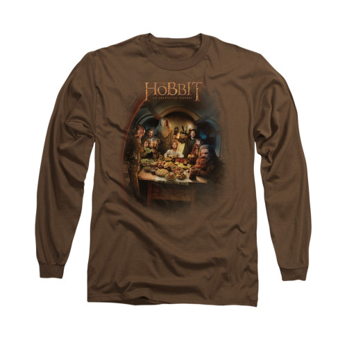 Image for The Hobbit Long Sleeve T-Shirt - Feast