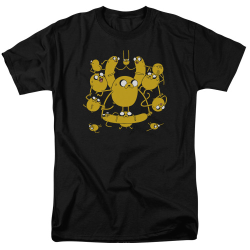 Image for Adventure Time T-Shirt - Jakes