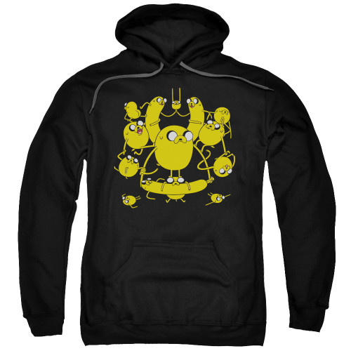 Image for Adventure Time Hoodie - Jakes