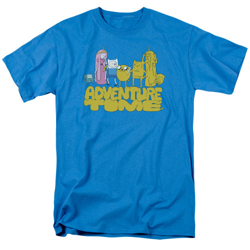 Image for Adventure Time T-Shirt - Jake's Friends