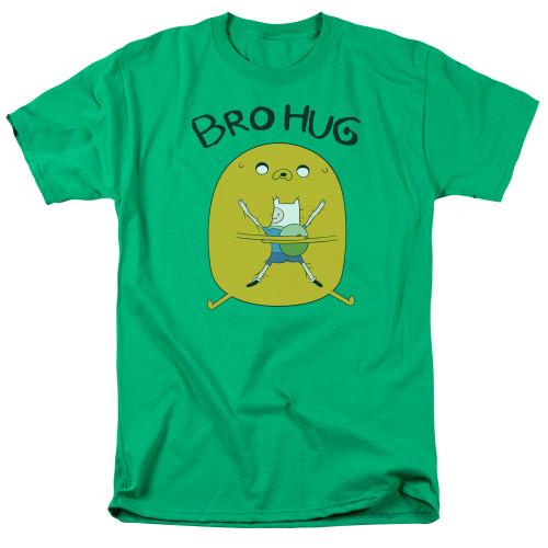 Image for Adventure Time T-Shirt - Bro Hug
