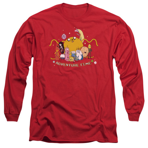 Image for Adventure Time Long Sleeve T-Shirt - Outstretched