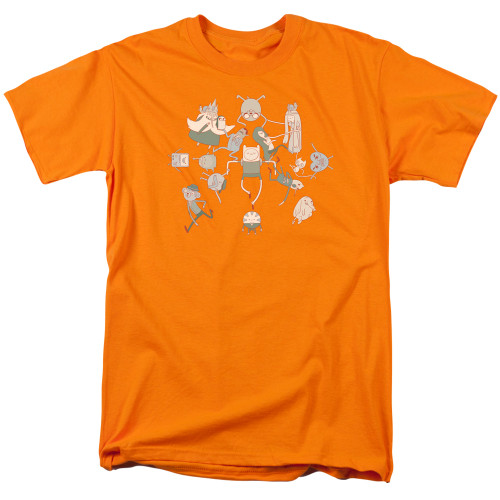 Image for Adventure Time T-Shirt - Glob Ball