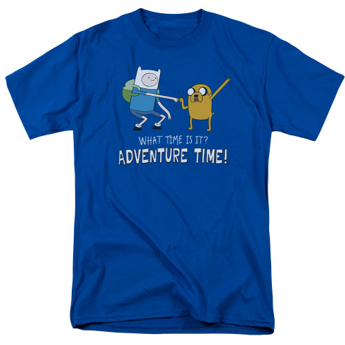 Image for Adventure Time T-Shirt - Fist Bump