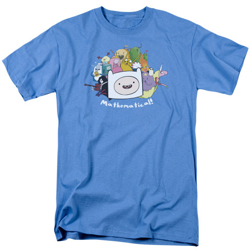 Image for Adventure Time T-Shirt - Mathematical