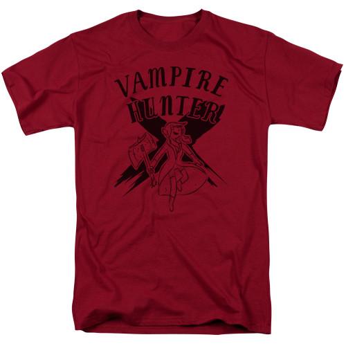Image for Adventure Time T-Shirt - Vampire Hunter