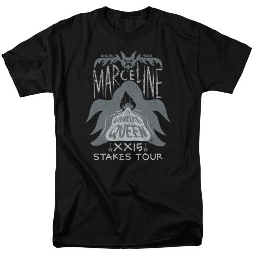 Image for Adventure Time T-Shirt - Marceline Concert