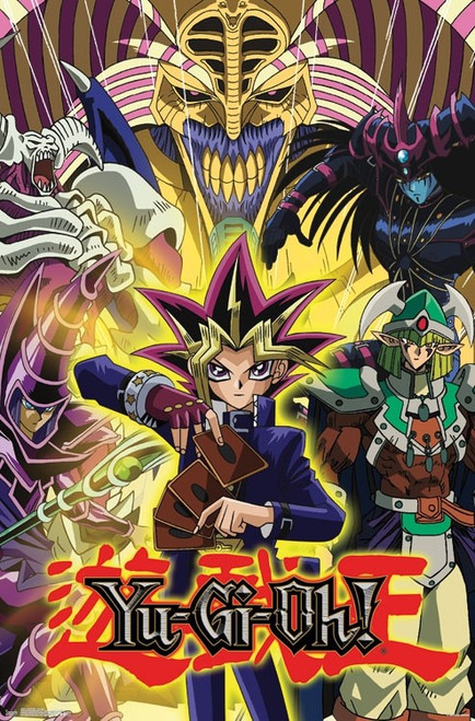 Image for Yu-Gi-Oh! Poster - Villains