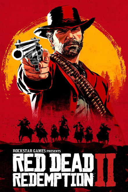 Image for Red Dead Redemption II Poster
