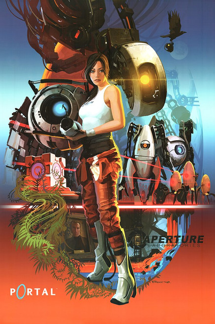 Image for Portal Poster