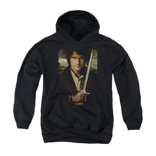 Image for The Hobbit Youth Hoodie - Baggins Poster