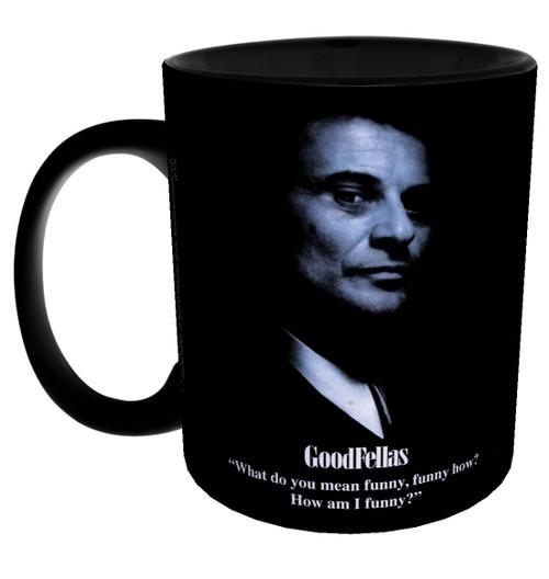Image for Goodfellas One Sheet Coffee Mug