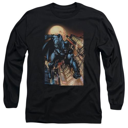Image for Batman Long Sleeve T-Shirt - The Dark Knight #1