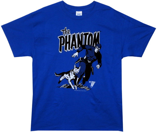 Image for The Phantom T-Shirt - Running