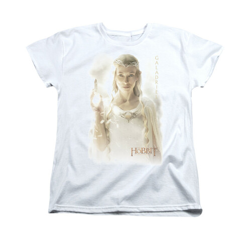 Image for The Hobbit Woman's T-Shirt - Galadriel