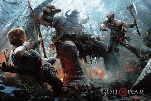 Image for God of War Poster