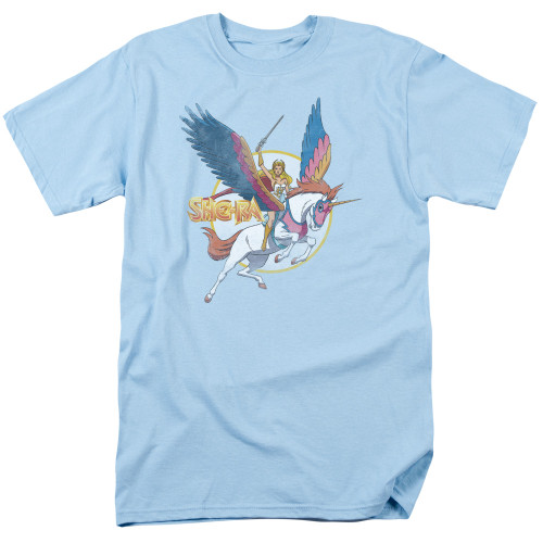 Image for She Ra: Princess of Power T-Shirt - And Swiftwind