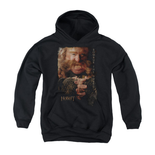 Image for The Hobbit Youth Hoodie - Bombur