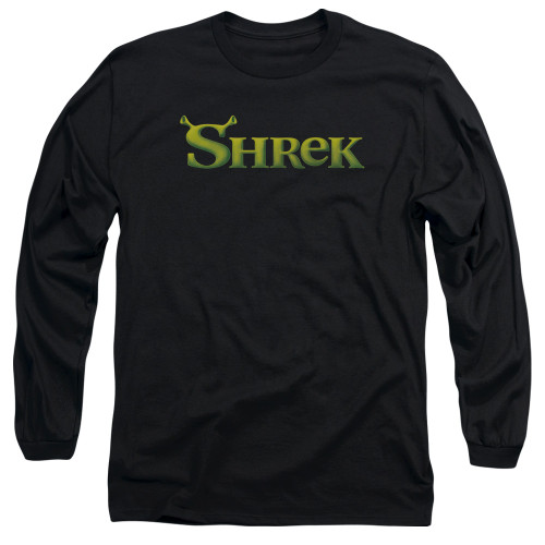 Image for Shrek Long Sleeve T-Shirt - Logo