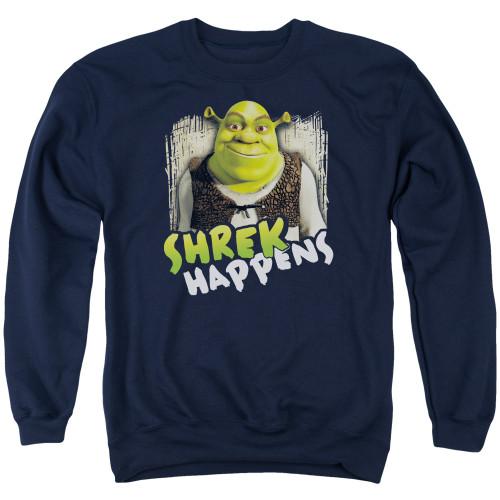 Image for Shrek Crewneck - Happens
