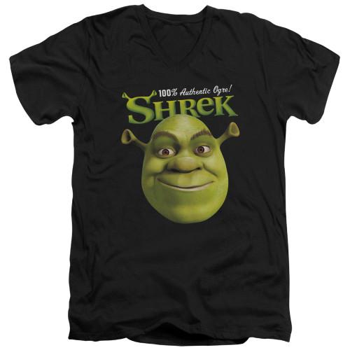 Image for Shrek V-Neck T-Shirt Authentic