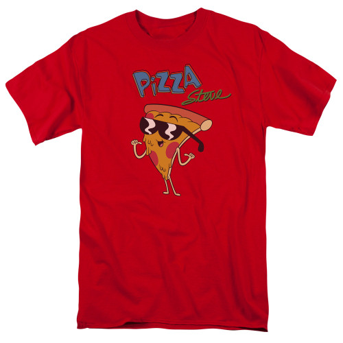 Image for Uncle Grandpa T-Shirt - Pizza Steve