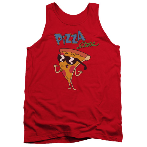 Image for Uncle Grandpa Tank Top - Pizza Steve