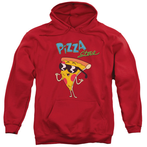 Image for Uncle Grandpa Hoodie - Pizza Steve