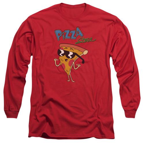 Image for Uncle Grandpa Long Sleeve T-Shirt - Pizza Steve