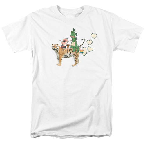 Image for Uncle Grandpa T-Shirt - Fart Hearts