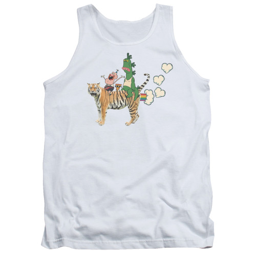 Image for Uncle Grandpa Tank Top - Fart Hearts