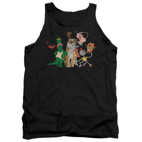 Image for Uncle Grandpa Tank Top - Group