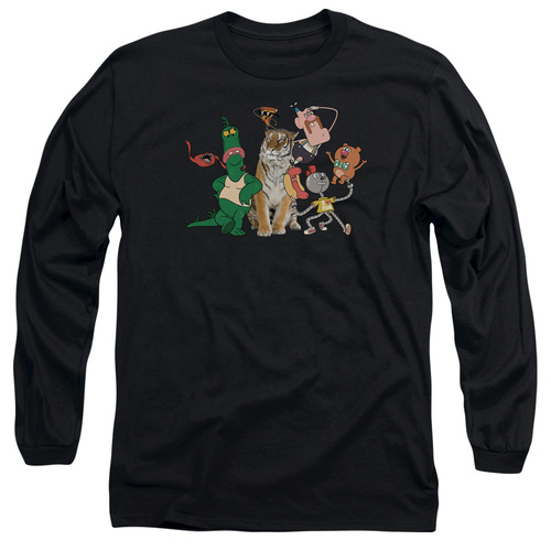 Image for Uncle Grandpa Long Sleeve T-Shirt - Group