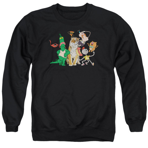 Image for Uncle Grandpa Crewneck - Group