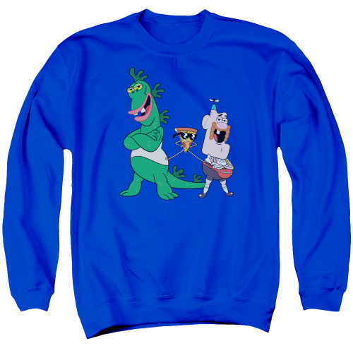 Image for Uncle Grandpa Crewneck - The Guys