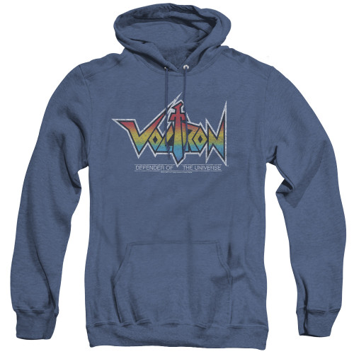 Image for Voltron Heather Hoodie - Logo