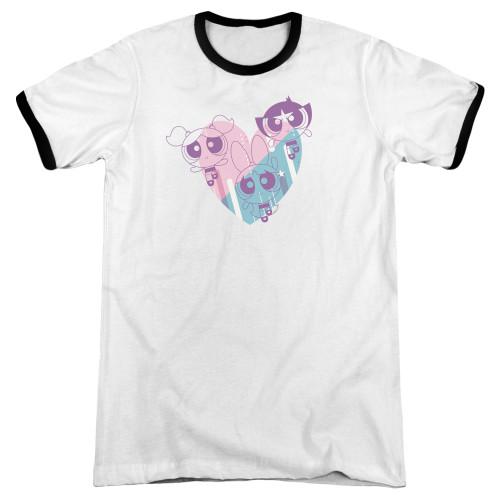 Image for The Powerpuff Girls Ringer - Powerpuff Heart