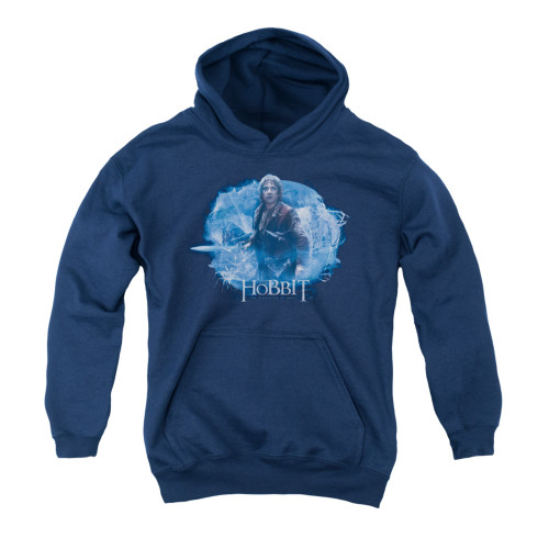 Image for The Hobbit Youth Hoodie - Tangled Web
