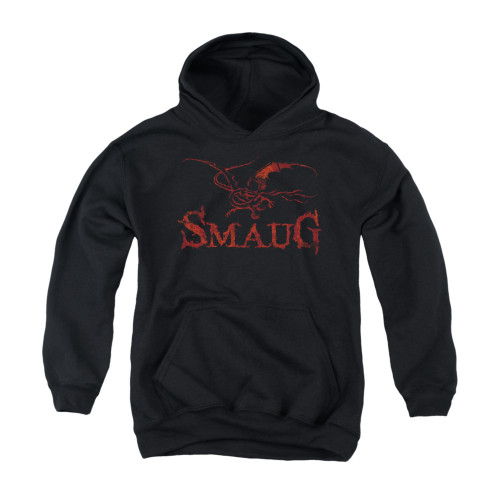 Image for The Hobbit Youth Hoodie - Dragon
