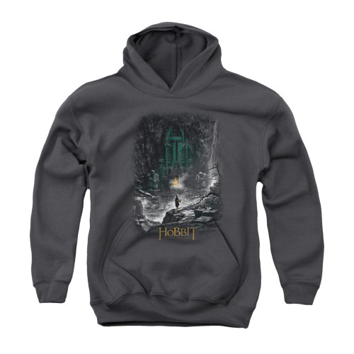 Image for The Hobbit Youth Hoodie - Second Thoughts