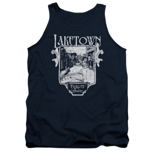 Image for The Hobbit Tank Top - Laketown Simple