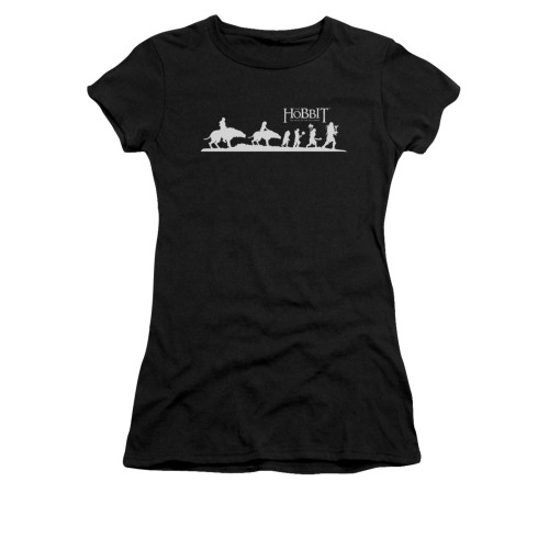 Image for The Hobbit Girls T-Shirt - Orc Company