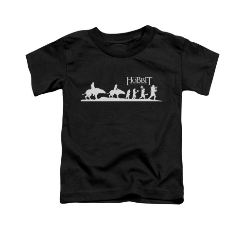 Image for The Hobbit Toddler T-Shirt - Orc Company