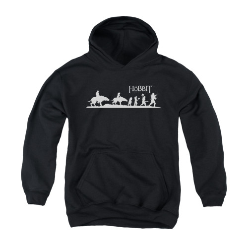 Image for The Hobbit Youth Hoodie - Orc Company