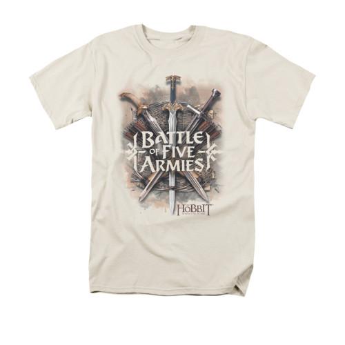 Image for The Hobbit T-Shirt - Battle of Armies