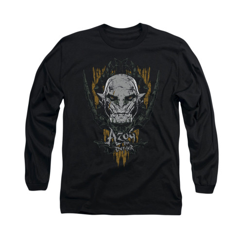 Image for The Hobbit Long Sleeve T-Shirt - Azog